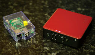 NUC vs Raspberry Pi