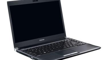 The 13.3in Toshiba Portégé R830 ultraportable laptop