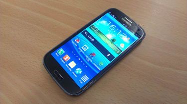 Samsung Galaxy S3 - Front