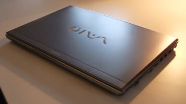 The silver version of the Sandy Bridge Vaio S