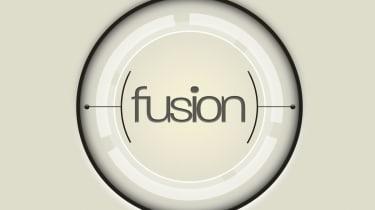 The AMD Fusion logo
