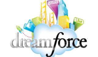 Dreamforce 2012 logo