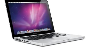 The Apple 13in MacBook Pro
