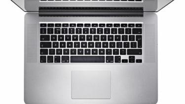 Apple MacBook Pro - Birdseye