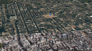 Apple iOS 6 - Maps glitch