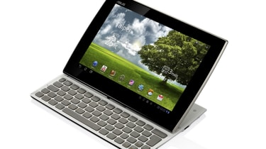 The Asus Eee Pad Slider