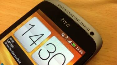 HTC One S - speakers