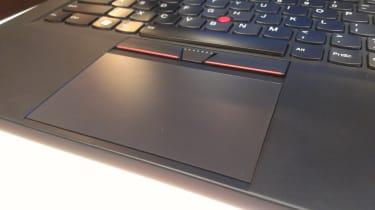 Lenovo ThinkPad X1 Carbon - Trackpad