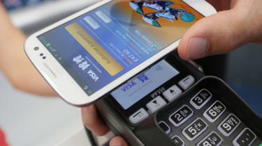 Contactless payments at the Olympics