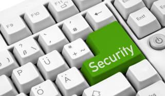 Security keyboard