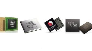 Smartphone processors
