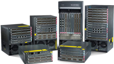 The Catalyst 6500 range of network switches