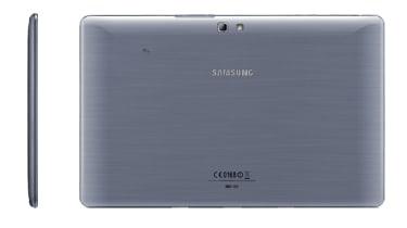Samsung Ativ Tab - Back and side