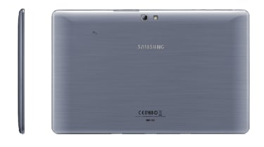 Samsung Ativ Tab - Back and side