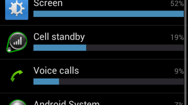 Samsung Galaxy S3 - Battery