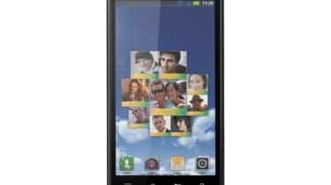 Motorola Motoluxe - front
