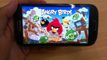 Samsung Galaxy S3 - Natural display
