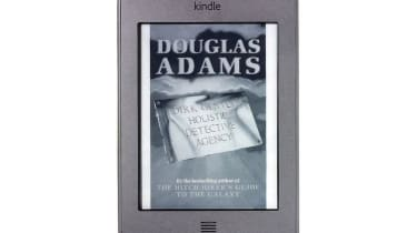 Amazon Kindle Touch - Book