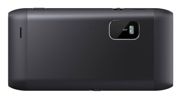 The Nokia E7's eight-megapixel camera might sound great, but the results aren't worth emailing home about