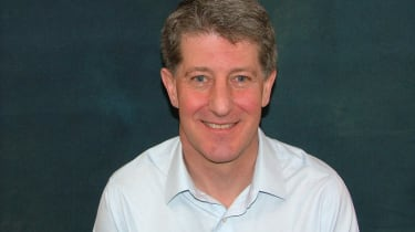 Paul Feldman, IS director, Cancer Research