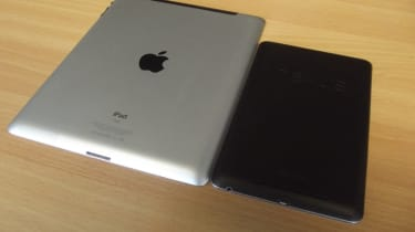 iPad vs Nexus - Back