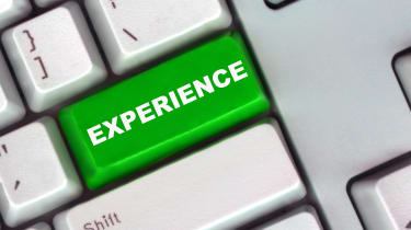 experience button on keyboard