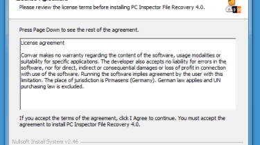 Step 1: Download PC Inspector File Recovery