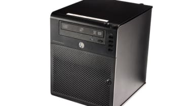 The HP ProLiant MicroServer N36L