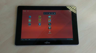 Fujitsu M532 Android tablet