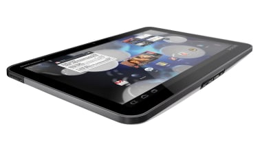 The Motorola Xoom