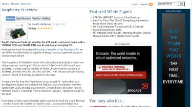HTC S - full website