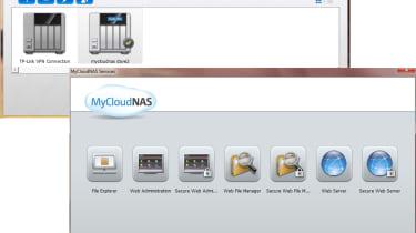 QNAP MyCloud