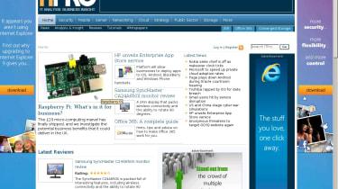 Raspberry Pi - IT Pro webpage