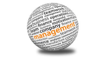 Management globe