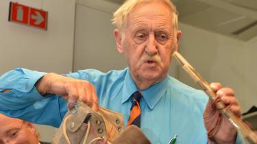 Trevor Baylis, inventor