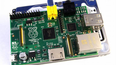 Raspberry Pi - connections