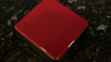 Intel NUC - Top