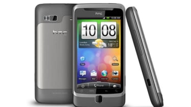 The HTC Desire Z