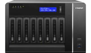 The QNap TS-879 Pro