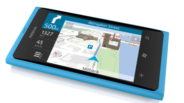 The Nokia Lumia 800