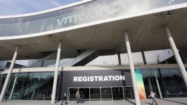VMworld 2012 location shot