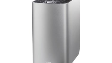 Western Digital MyBook Thunderbolt Duo - front
