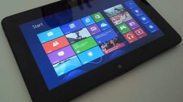 Dell Latitude tablet