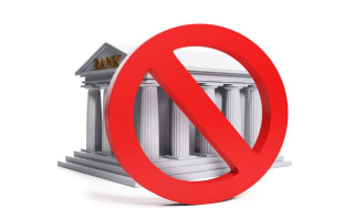 No-access bank