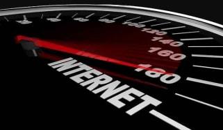 Broadband speed