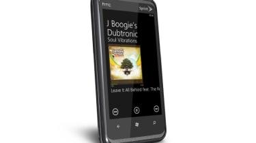 The HTC 7 Pro