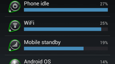 Google Nexus 4 - Battery