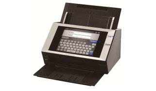 The Fujitsu ScanSnap N1800