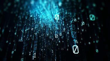 Binary data flow