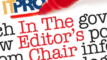 Editor's chair logo